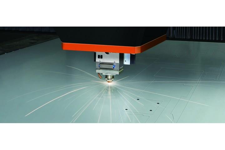 熱吸收率較高的光纖雷射提高對薄板、中厚板加工的生產效率