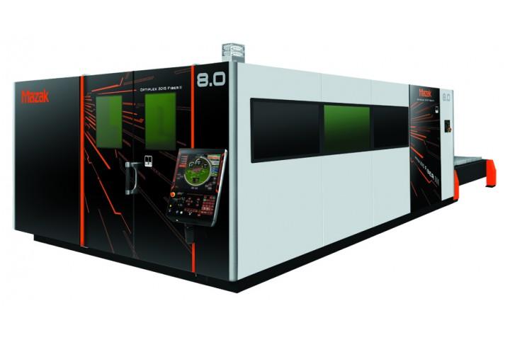 新世代光纖雷射加工機